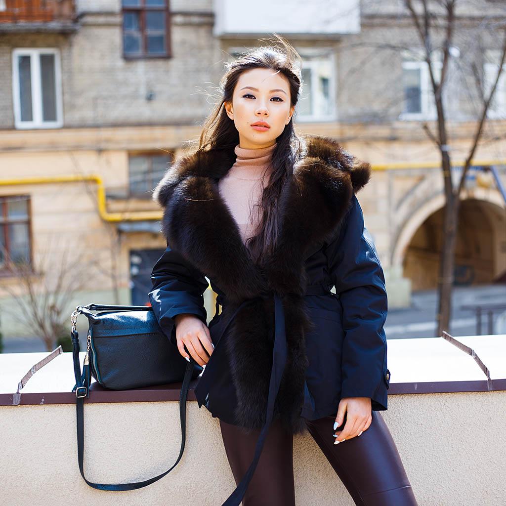 Зимние женские  куртки – особенности выбора