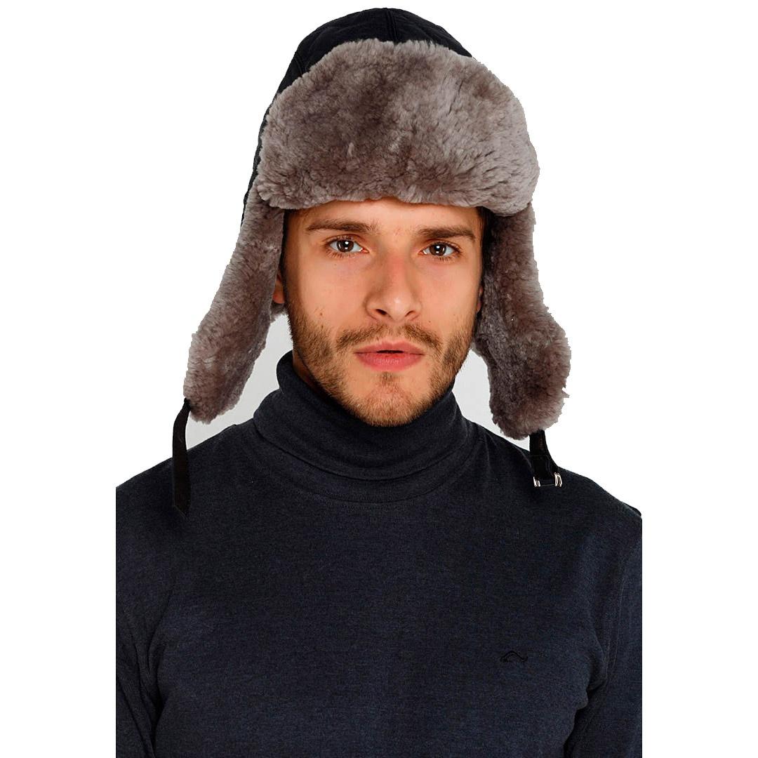 Мужские меховые шапки -виды моделей