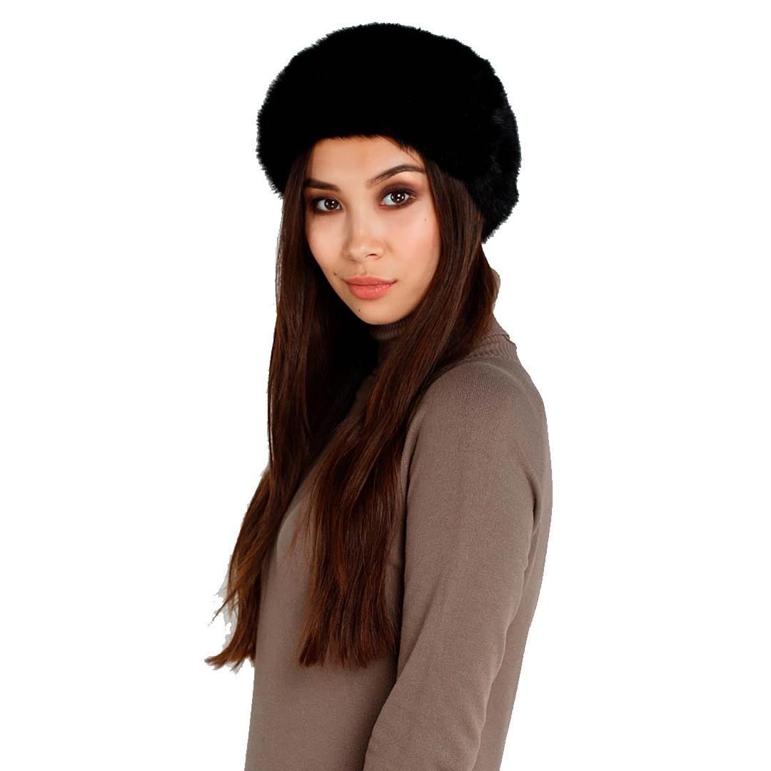 Женские меховые шапки, как ухаживать