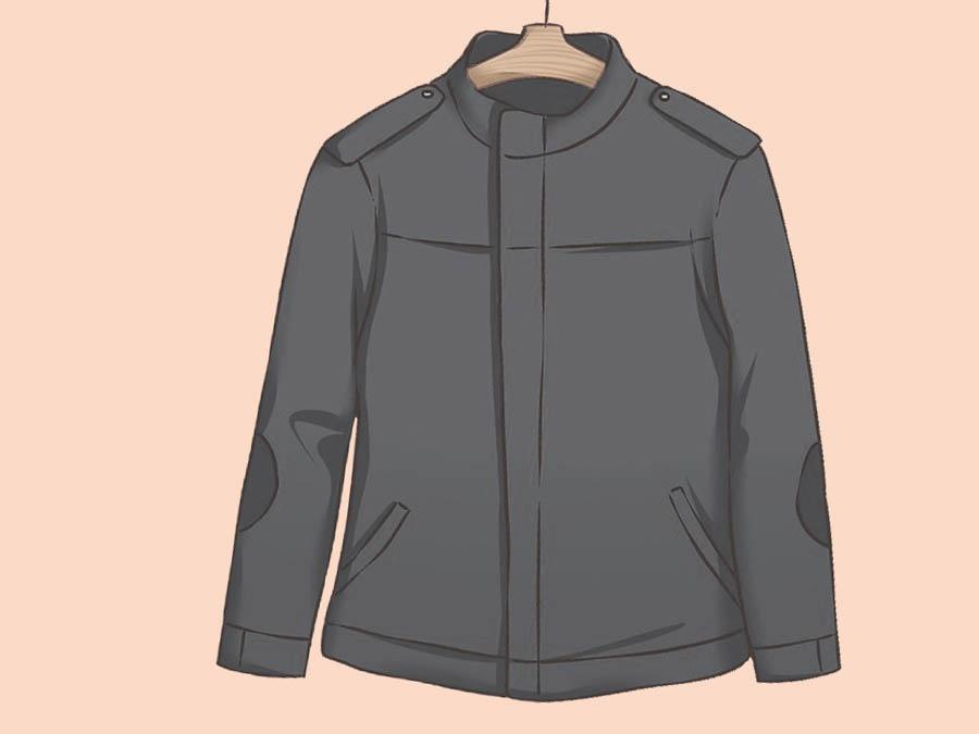 Купите черный пиджак, как для деловой, так и для повседневной одежды