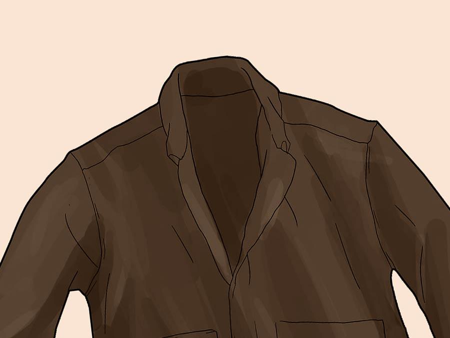 Выбирайте кожу ягненка если хотите, чтобы куртка была более мягкой,гладкой
