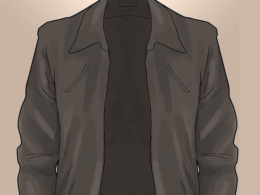 Выбирайте замшевый пиджак, если вы предпочитаете более бархатистую текстуру