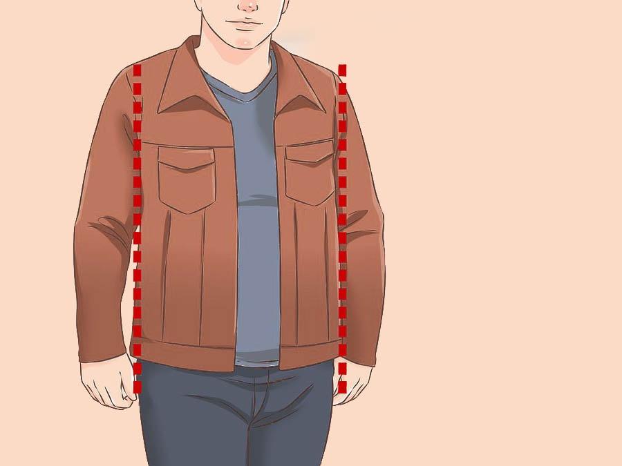 Купите куртку с эластичным поясом, если Вы имеет худощавую фигуру