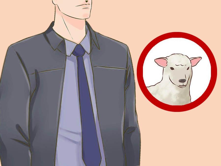 Выбирайте овечью кожу, если хотите, чтобы куртка была мягкой и элегантной