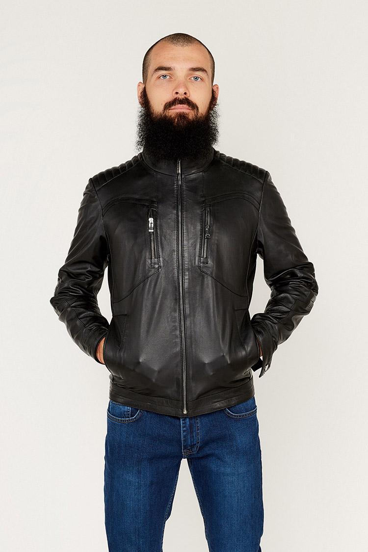 Куртка гонщик