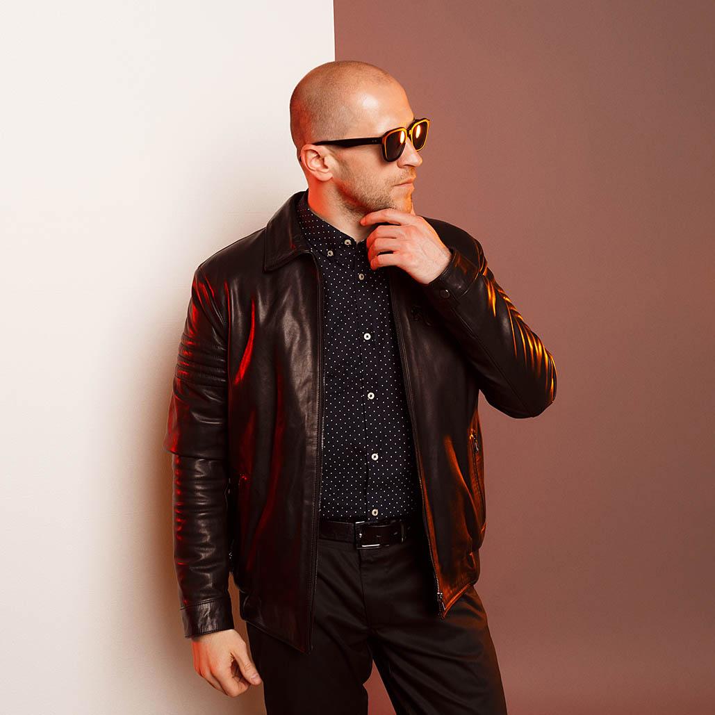 Як купити шкіряну куртку для чоловікив