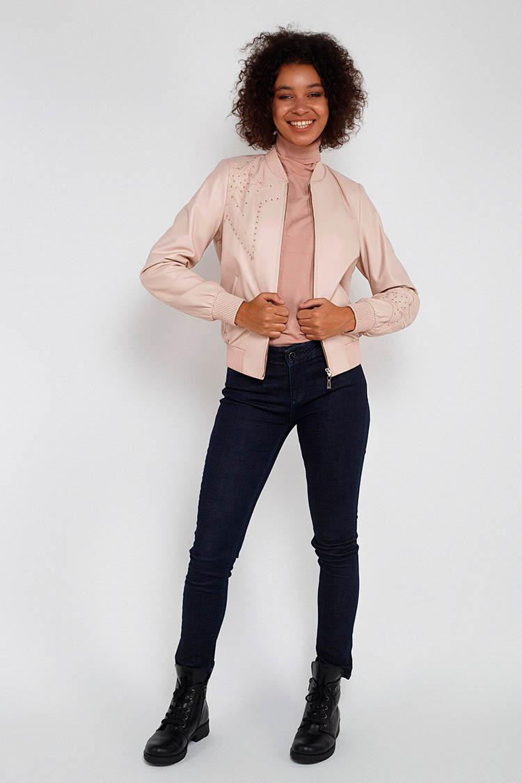 Купить кожаные куртки женские в Украине.   Сеть магазинов